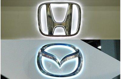 So sánh Honda Civic 2020 và Mazda 3 2020 - Cả Mazda và Honda ngang cơ nhau về công nghệ hỗ trợ