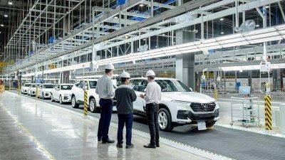 VinFast nhập khẩu xe tay lái nghịch cần được Chính phủ phê duyệt 1a