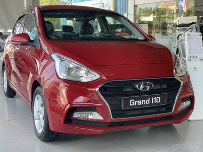 Hyundai Grand i10 2020 màu đỏ 1