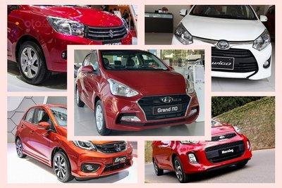 """Phân khúc hạng A tháng 1/2020: Hyundai Grand i10 cho đối thủ hít """"no khói"""" A1"""