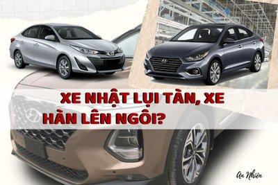 """Hyundai """"xâm chiếm"""" bảng xếp hạng xe bán chạy, thời đại xe Hàn lên ngôi? - Ảnh 1."""
