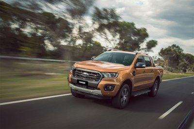 Ford Ranger Limited 2020 Chinh Thức Ra Mắt Với Gia Ban Hấp Dẫn 799 Triệu đồng
