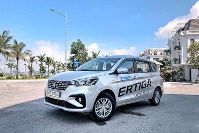 Suzuki Ertiga 2020 mới ra mắt thị trường Việt với nhiều nâng cấp 1
