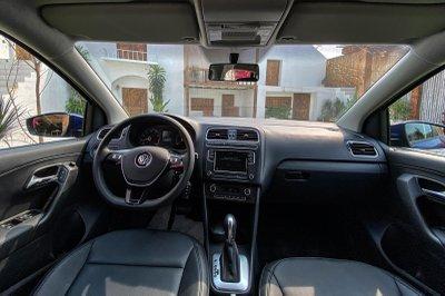 Không gian nội thất của Volkswagen Polo 2020 1