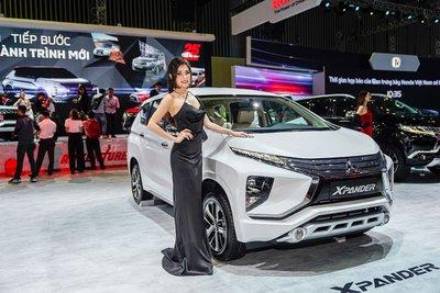 Doanh số Mitsubishi đứt đoạn tăng trưởng do dân Việt... nghỉ Tết 2