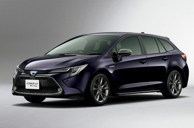 Toyota Corolla cross dự kiến dựa vào 1 mẫu xe có sẵn của hãng