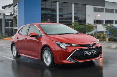 Toyota Corolla crossover đa dạng hóa dòng sản phẩm