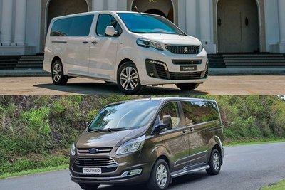 """Đắt hơn 700 triệu, Peugeot Traveller 2020 vẫn thuyết phục khách """"quên"""" Ford Tourneo a1"""