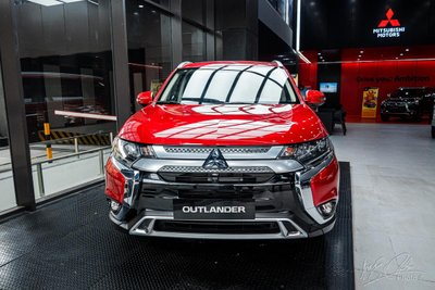 Thiết kế ngoại thất của Mitsubishi Outlander 2020 a1