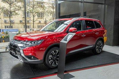Mitsubishi Outlander 2020 mới ra mắt Việt Nam 1