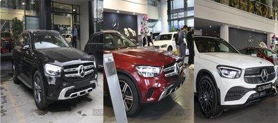 Những điểm được và mất trên Mercedes-Benz GLC 200/200 4Matic và GLC 300 4Matic 2020 a001