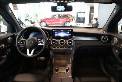Những điểm được và mất trên Mercedes-Benz GLC 200/200 4Matic và GLC 300 4Matic 2020 a8