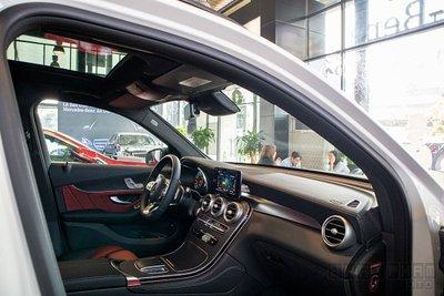 Những điểm được và mất trên Mercedes-Benz GLC 200/200 4Matic và GLC 300 4Matic 2020 a17
