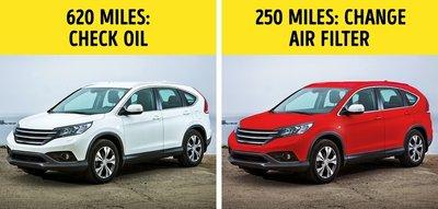 Kiểm tra và bảo dưỡng xe ô tô.