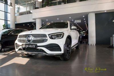 Hình ảnh xe trước phải xe Mercedes-Benz GLC 300 4Matic 2020