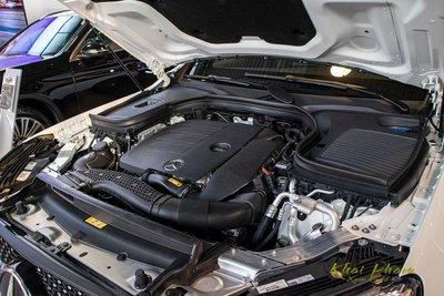 Hình ảnh động cơ xe Mercedes-Benz GLC 300 4Matic 2020