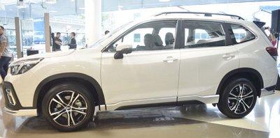 Subaru Forester 2020 GT Edition tinh tế và thể thao.