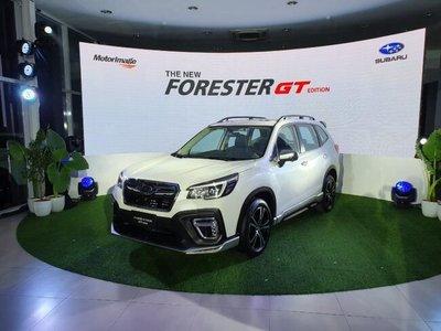 Subaru Forester 2020 GT Edition có giá gần 1 tỷ đồng.