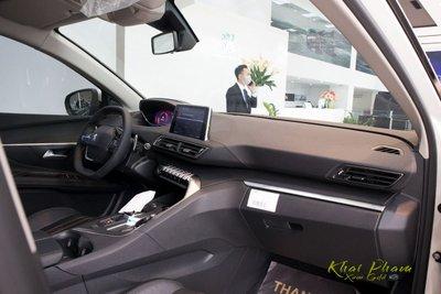 Bước vào khoang xe Peugeot 3008 2020, ngôn ngữ thiết kế i-Cockpit ghi dấu ở khắp nơi a4