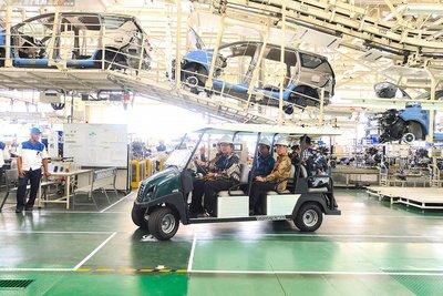 Bất chấp Covid-19, Suzuki mở thêm nhà máy sản xuất ô tô mới tại Đông Nam Á.
