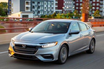 Honda Insight 2021 thay đổi tập trung vào công nghệ.