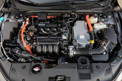 Honda Insight 2021 với sức mạnh quyến rũ.