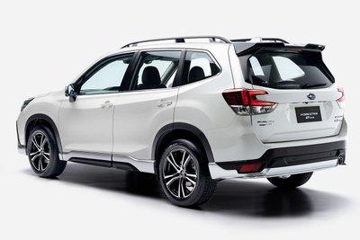 Subaru Forester 2020 với gói phụ kiện GT Edition 1.