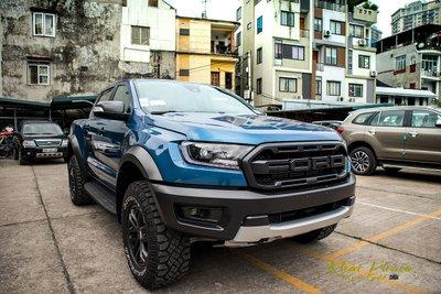 Ảnh chụp xe Ford Ranger Raptor 2020