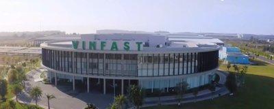 nhà máy xe VinFast