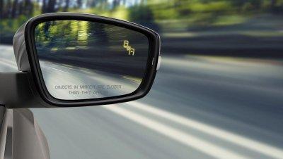 Tín hiệu cảnh báo chệch làn đường.
