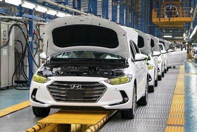 Nhà máy lắp ráp xe Hyundai tại Ninh Bình tạm ngừng hoạt động 1