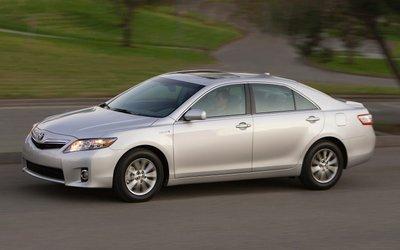 Toyota Camry 2011 đứng đầu về sự tin cậy.