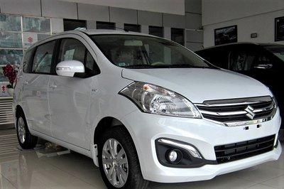 Suzuki Ertiga 2016 1