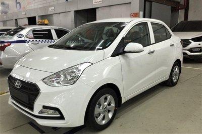 Hyundai Grand i10 đang được phân phối tại Việt Nam 1