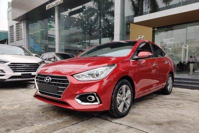 Hyundai Accent đang được bán tại Việt Nam 1