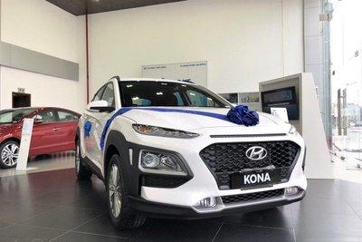 Hyundai Kona đang được bán tại Việt Nam 1