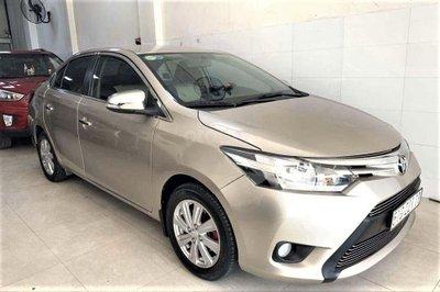 Toyota Vios 2016 1