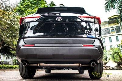 """Toyota RAV4 2020 đầu tiên tại Việt Nam vừa đã đại lý, nhiều chi tiết hấp dẫn """"dân chơi"""" Việt a4"""