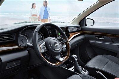 Không gian nội thất Suzuki Ertiga Sport 2020 1