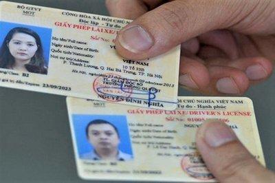 Lái xe bị tước GPLX trong một số trường hợp sẽ phải học và thi lại GPLX 1