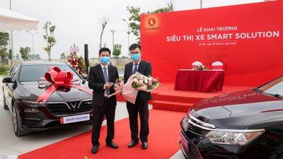 Lễ khai trương siêu thị xe Smart Solution tại Hà Nội 1