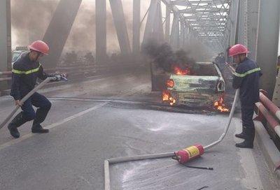 Chập điện là nguyên nhân hàng đầu gây cháy nổ.