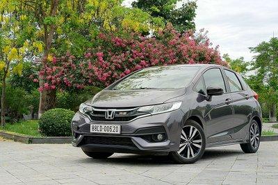 Honda Jazz chỉ bán được hiếm hoi 3 xe trong tháng 4/2020 1
