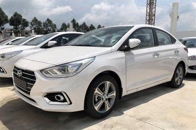 Hyundai Accent đang bán tại Việt Nam 1