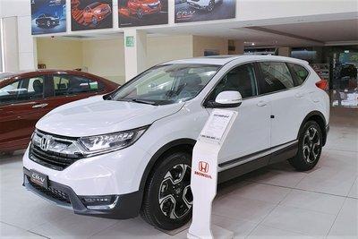Doanh số bán xe Honda CR-V tiếp tục giảm trong tháng 4/2020 1