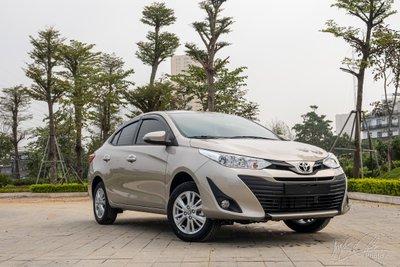 Toyota Vios là mẫu xe bán chạy nhất tháng 4/2020 1