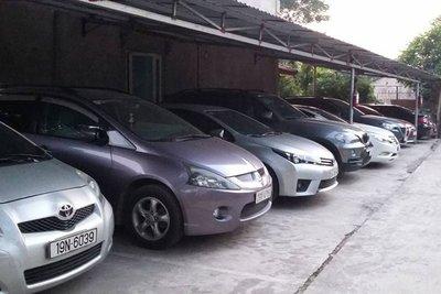 Chọn bãi đỗ xe phù hợp