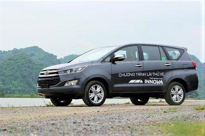 Toyota Innova là mẫu xe bị triệu hồi số lượng lớn để thay thế bơm xăng 1