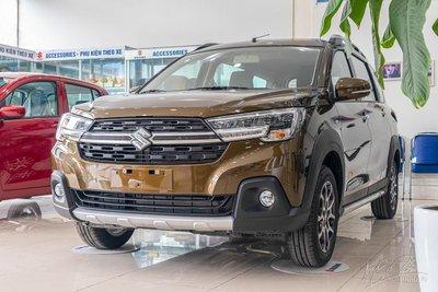 Suzuki XL7 ra mắt tại Việt Nam với giá bán 589 triệu đồng.