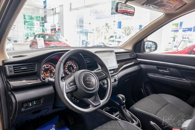 Nội thất của Suzuki XL7 2020.